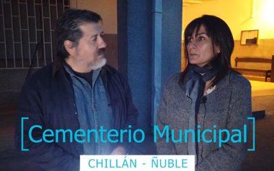 EPISODIO 3 : Medianoche, recorrido nocturno en Cementerio de Chillán.