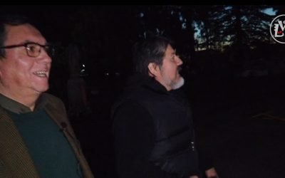 EPISODIO 5 : Medianoche, Cementerio de Chillán II (Concejal Patricio Huepe).
